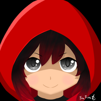 Ruby Rose by FoxxFires