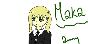 Maka by HoneyMunchkinArts