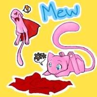 Super Mew by The-kat