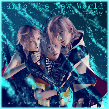 LR : Into The New World by keichama