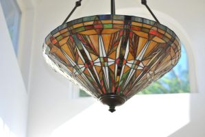 Contemporary Chandelier by Sageous