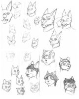 A Week of Doodles by IronFrenzy12