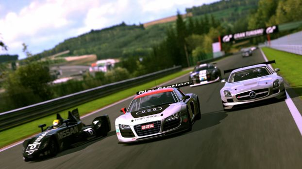 GT6 - 19 - One of These Does Not Belong by JohnFlaherty