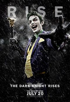 The Joker Rises (Ver A) by Xtophe
