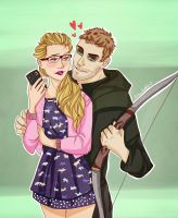 Olicity by 5liss