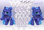 Chibi Pony Base | OPEN by CatMag