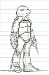 Raph sketch by comicninja