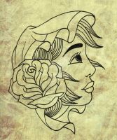 Pin up profile by DrSprinkles