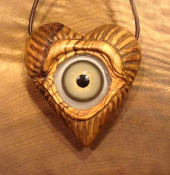 All-Seeing Heart - large by DonSimpson
