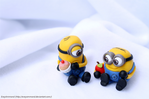 This is mine! - Despicable Me by Poppysleaf