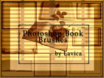 Book brushes by Lavica-Photoshop