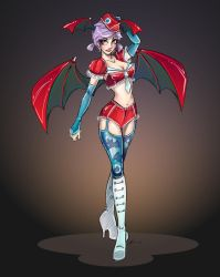Pinup Lilith by NoFlutter