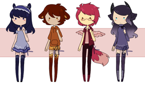 [CLOSED] Random Adopts [AB added] by PK-adopts