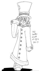 Mad Hatter for Conner by caycay