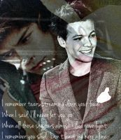 Larry Stylinson - {Safe And Sound~Taylor Swift by xCheesyPie