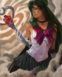 Sailor Pluto by k-BOSE