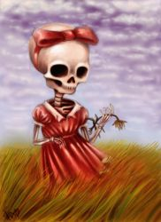 Flora Morta by nocturnalMoTH