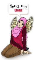 Angel email me down by finieramos