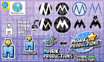 MarkProductions - NEW! Logo concepts by MarkProductions