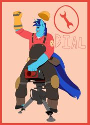 Meet theTeam: Engineer, Dial Lyon by charlyc95