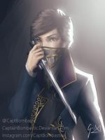Emily Kaldwin - Dishonored by CaptainBombastic
