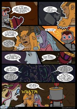 Golden Sky Hero ~ Chapter 7, Page 16 by The-Quill-Warrior
