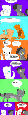 It is a girl. by cinderheart13
