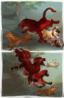 WoR: The Hunters by skulldog
