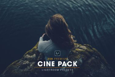 Free Download 250 Premium Cine LR Presets by AestheticArtz