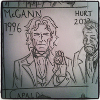 McGann and Hurt - Call the Doctor W.I.P by MCASEY92