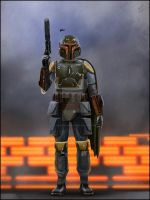Boba Fett by AndyFairhurst