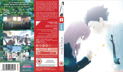 A Silent Voice (2016) by salar2