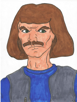 William Murderface: Colored by DoryMclean