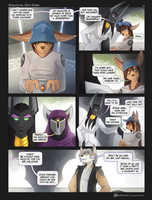 Skin Deep: Page 2 by Scappo