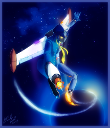 I Wanted To Be a Spaceman by Galahawk