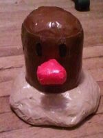 Diglett V3 by DuctileCreations