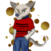 Joey (Art Trade) by Salvagio2001