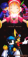 :-Klonoa Heroes-: by DigiKat04