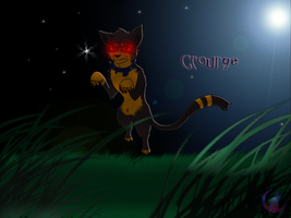 Crourge: I am The NightStalker by RunieDesu