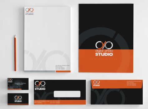 Corporate Stationary by Louayr