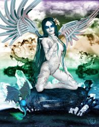 Enticement of the Naiad by RavenMoonDesigns