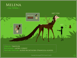 Melena Reference by Immonia