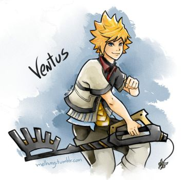 Ventus by Melhung