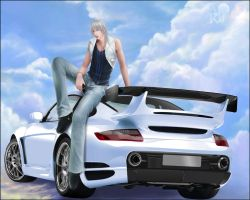 The Bishonen GT by djSeragaki