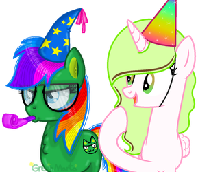 Party planning Collab with me by greenmarta