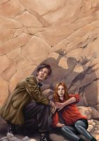 The Eleventh Doctor 1 (2013) by SteveAndrew