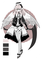 Dark angel adoptable closed by AS-Adoptables