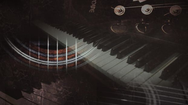 Guitar/Piano Banner Image by GoldenYak9753