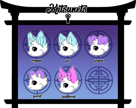 Kitsunet Ear Style Guide by Miizue