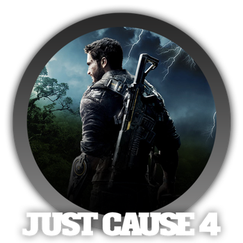 Just Cause 4 - Icon by Blagoicons